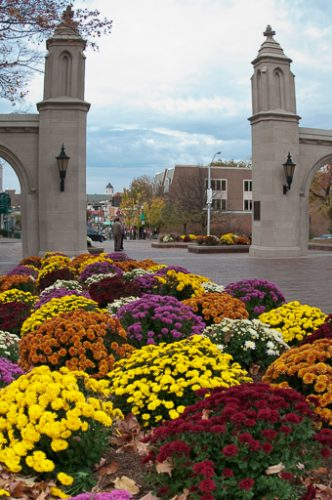 Sample Gates, Indiana University - Bloomington
